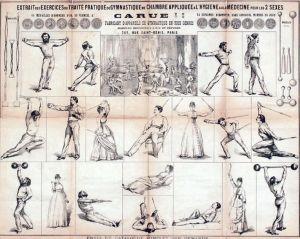 Gymnastique agrés