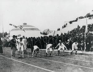 Jeux Olympiques Athènes 1896