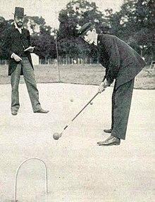 Croquet 1900