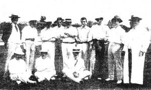 Equipe de Cricket