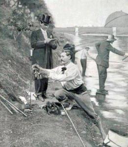 Concours de Pêche 1900
